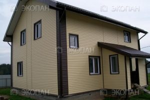 Дом 2 этажа (92 м2)